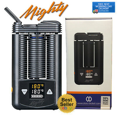 Brand New Storz & Bickel MIGHTY Portable Handheld Vaporizer 2017 - 100% Genuine
