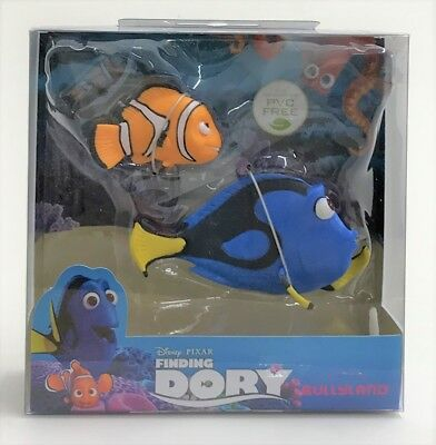 Bullyland 12065 Disney Pixar Finding Dory 2pc Gift Box Dory and Marlin