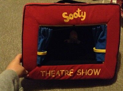 Sooty Theatre Show Soft Toy