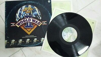 2 lp 33 giri all this and world war II