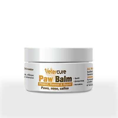 Dog Paw & Nose Balm - Repairing & Protective Dogs Dry Nose Paws & Calluses 75ml