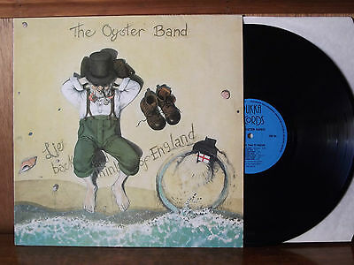 The Oyster Band - Lie Back And Think Of England (Lp) 1985