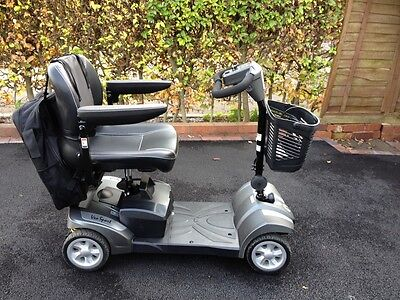 Rascal Veo Sport Mobility Scooter with Suspension