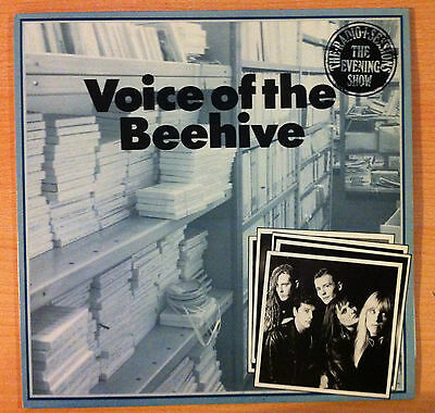 "VOICE OF THE BEEHIVE ""The Radio 1 Sessions -The Evening Show- Vinyl  12""-1989 UK"