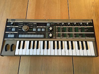 Korg microKORG Mini Synth & Vocoder - Boxed in Excellent Condition