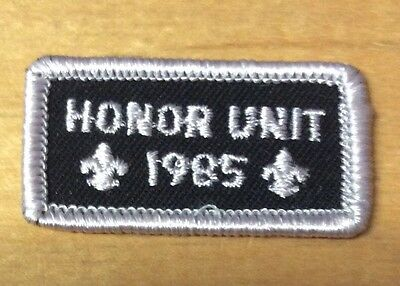 Boy Scout Honor Unit 1985 Never Been Used