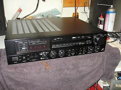 Vintage Denon DRA-555 AM/FM Stereo Receiver- Made in Japan