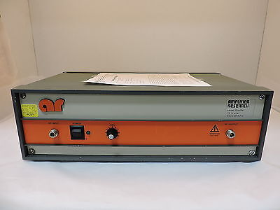Amplifier Research 75A250 Broadband Amplifier10kHz to 250MHz, 75 Watts