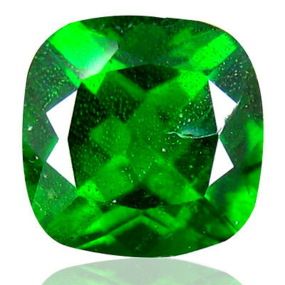 CHROME DIOPSIDE NATURAL STONE FROM SIBERIA  2.13Ct