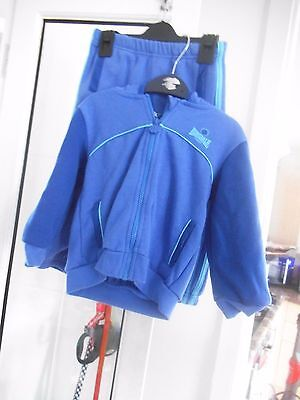 lonsdale boys jogging suit 18-24 months used