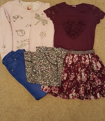 Girls clothes bundle 9-10 years