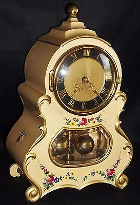 Unusual & Rare Torsion, 400 Day, Anniversary Mantle Clock