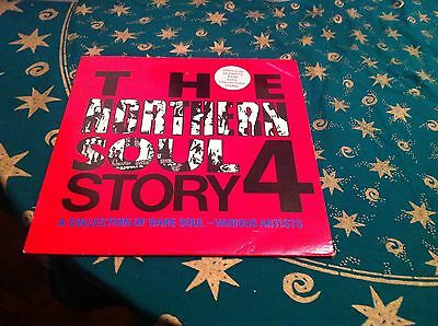 The Northern Soul Story 4 - Footstomping Anthems - Both Vinyls Are Close To Mint