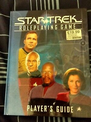 Star Trek Roleplaying Game Players Guide