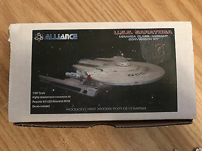 Alliance 1:537 U.S.S. Saratoga Conversion Kit