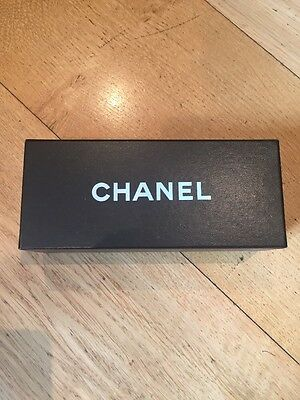 Genuine Chanel Black Eyewear Box Only