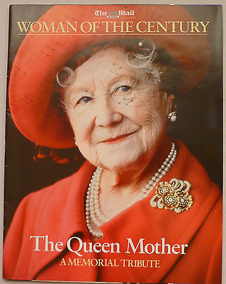 The Queen Mother A Memorial Tribute By The Daily Mail