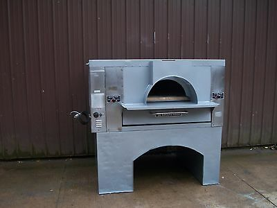 Bakers Pride Ferno Classico Fc 516 Natural Gas Double Deck Pizza Ovens W Stones