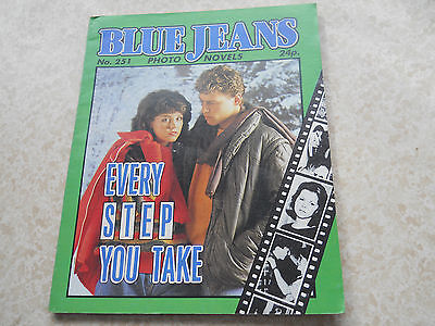 Blue Jeans Photo Novel, # 251, EVERY STEP YOU TAKE