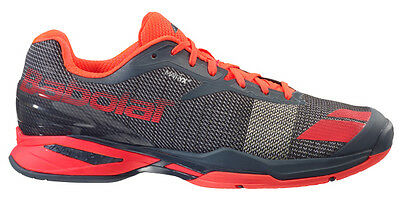 Babolat Jet All Court Grise / Rouge Chaussure Tennis