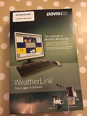 Weatherlink USB Data Logger 6510USB