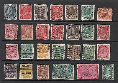 CANADA  STAMPS USED .Rfno.185.