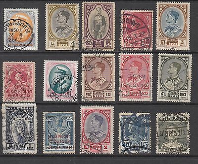 THAILAND  STAMPS USED .Rfno.188.