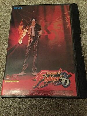 King Of Fighters 96 For The Neo Geo Aes