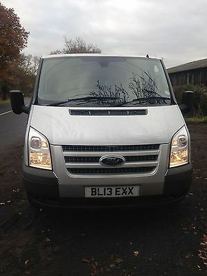 Ford Transit Trend 125Ps 260 2013 13 Plated No Vat