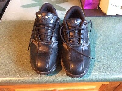 Nike Golf Shoes Black Size 6