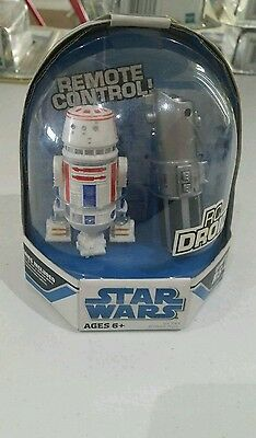 "Star wars MIB. Remote control 3 3/4"" Droid (RC Droid) Great collector or just fu"