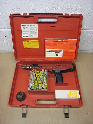 Hilti DX 36 M DX36M Powder Actuated Fastener Tool w/ Carrying Case Free Shipping