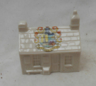 Stunning RARE VINTAGE Collectable Souvenir CERAMIC HOUSE Land's End