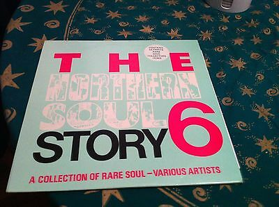 The Northern Soul Story 6 - All-Nighters - Both Vinyls Are Unplayed Mint