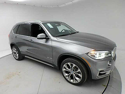 2017 BMW X5 sDrive35i Sports Activity Vehicle sDrive35i Sports Activity Vehicle 4 dr SUV Manual Gasoline 3.0L Straight 6 Cyl S