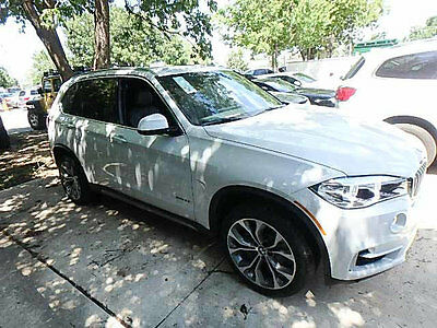 2017 BMW X5 sDrive35i Sports Activity Vehicle sDrive35i Sports Activity Vehicle New 4 dr Manual Gasoline 3.0L STRAIGHT 6 Cyl M