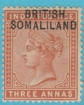 Somaliland 5 1903 Mint  Hinged Og * No Faults Extra Fine  !