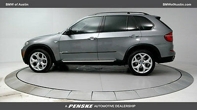 2011 BMW X5 35i 35i 4 dr SUV Automatic Gasoline 3.0L I6 DOHC 24V Space Gray Metallic