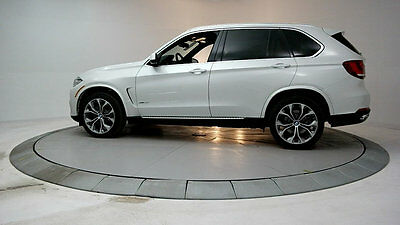 2017 BMW X5 xDrive50i Sports Activity Vehicle xDrive50i Sports Activity Vehicle New 4 dr Automatic Gasoline 4.4L 8 Cyl Mineral
