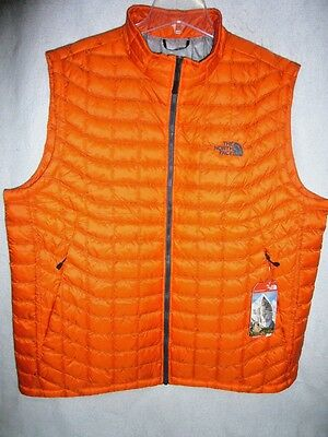 """New - North Face """"thermoball""""  Vest - Men Large - Retail $149 - Nwt"""
