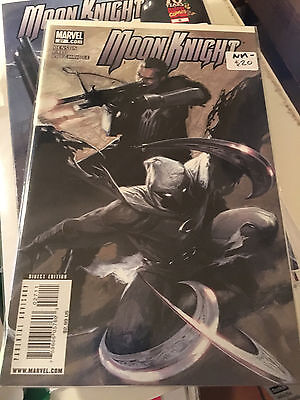 MOON KNIGHT #27 NM- 1st Print GABRIELE DELL'OTTO COVER Punisher App