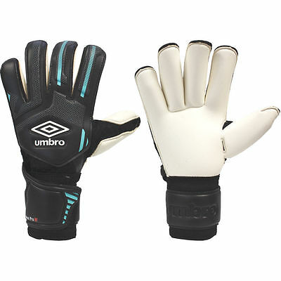 Umbro Neo Pro Roll Finger Goalkeeper Gloves Size 10