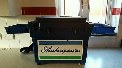 shakespeare fishing seat box