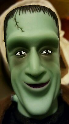 The Munsters - Herman Munster plush.  Licensed Kayro-Vue and Universal. Awesome!