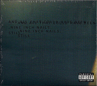 Nine Inch Nails Still - And All That Could Have Been CD 2 - Halo 17b -  NIN New