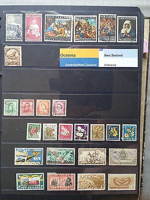 Pacific stamps  230+ different stamps