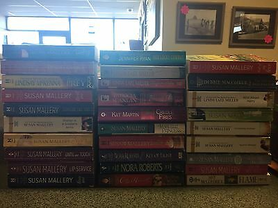 Box 367: Lot of 60 Romances Mallery Miller Macomber Martin Maxwell Ryan
