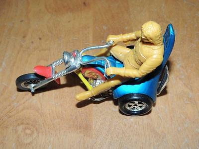 "MATCHBOX LESNEY SPEED KINGS K-47 ""RARE"" EASY RIDER CHOPPER Motorcycle"