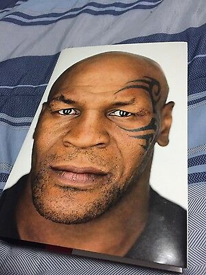 Undisputed Truth Mike Tyson HARDCOVER BRAND NEW