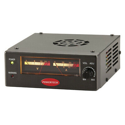 Powertech Compact Switchmode Laboratory Power Supply 0-16VDC
